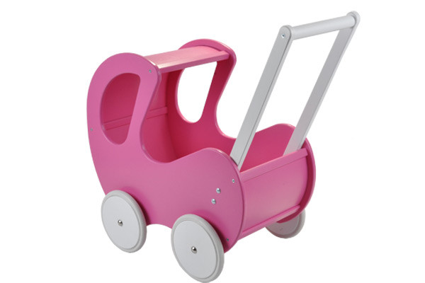 Exklusives Modell, Puppenwagen Sweet Angel Limited Fuchsia.