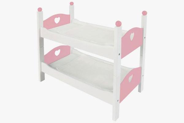 woodtoys puppen hochbett. Black Bedroom Furniture Sets. Home Design Ideas